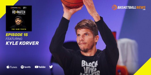 The Rematch: Kyle Korver on NBA free agency, player activism, more