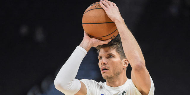Former NBA All-Star Kyle Korver unsure about retirement