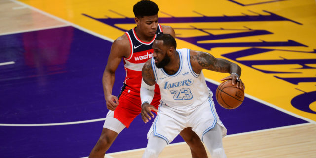 NBA releases schedule for second half of season