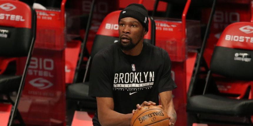 Kevin Durant sidelined until after All-Star Break