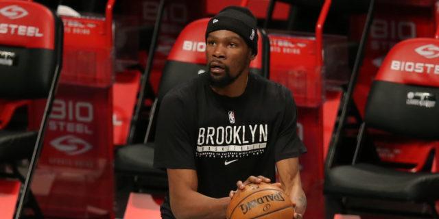 Kevin Durant sidelined until after All-Star Break