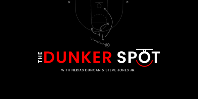 "The Dunker Spot: The analytics ""bebate"" and weekly observations"