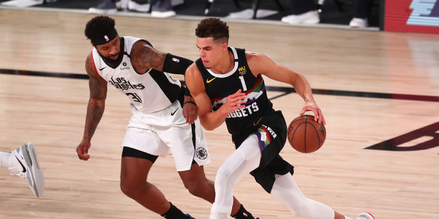 Porter Jr. frustrated with lack of touches