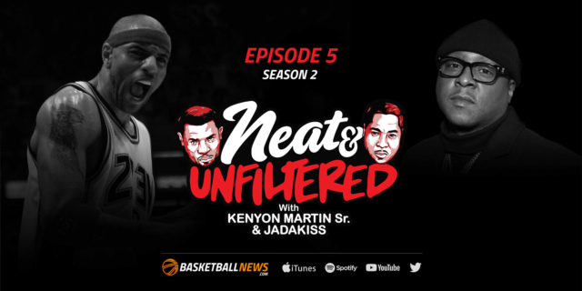 Kenyon and Jadakiss talk Knicks, All-Star parties, price of Jada's features