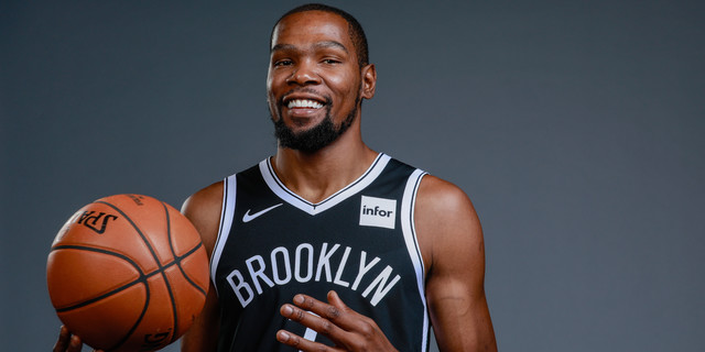 Kevin Durant 'excited' to work with Nash