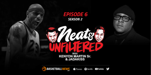 Kenyon and Jadakiss on All-Star Weekend, Blake Griffin and Drake's new singles