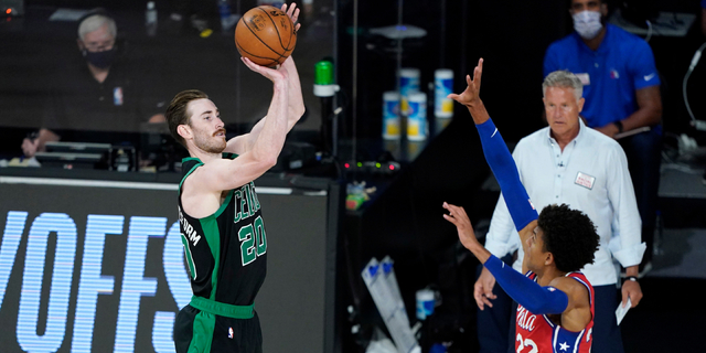 Celtics rule Hayward out for Game 1