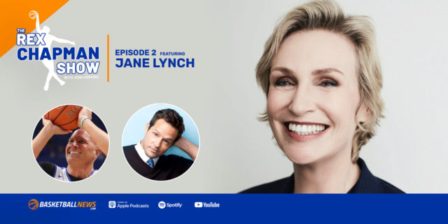 The Rex Chapman Show: March Madness, LeBron/LaMelo injuries, interview with Jane Lynch