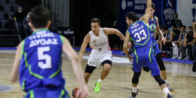 Matteo Spagnolo stands out at Adidas Next Generation Tournament in Turkey