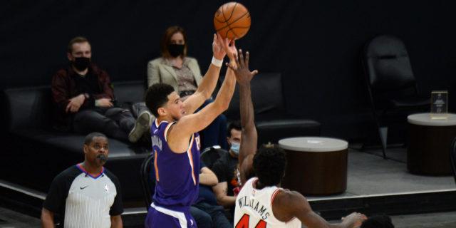 NBA Tweets of the Day: Shots, Shots, Shots
