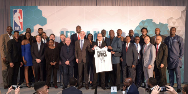 Basketball Africa League could be Euroleague, China alternative