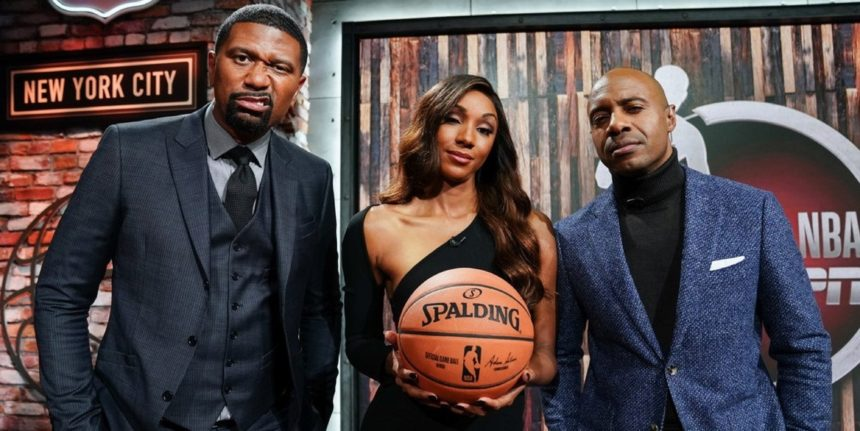 Behind the scenes of NBA Countdown: Chemistry and striking a balance