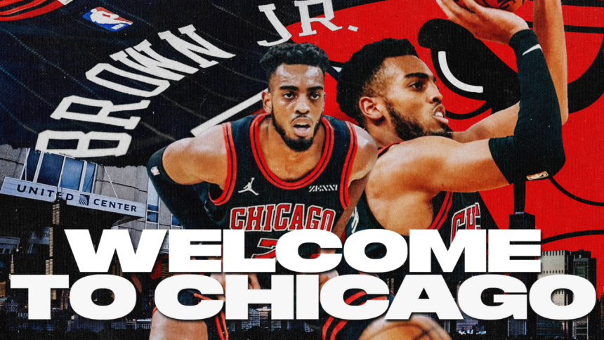 Life Outside the NBA Vlog: Inside look at Troy Brown Jr.'s trade to Chicago Bulls