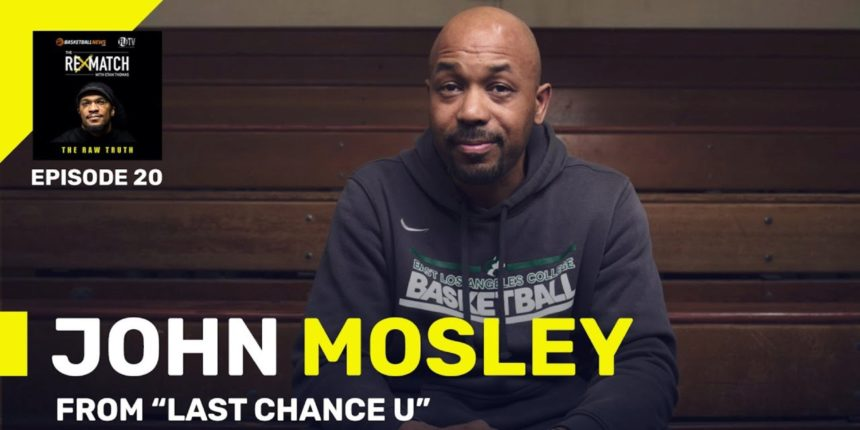 The Rematch: Coach John Mosley discusses 'Last Chance U'