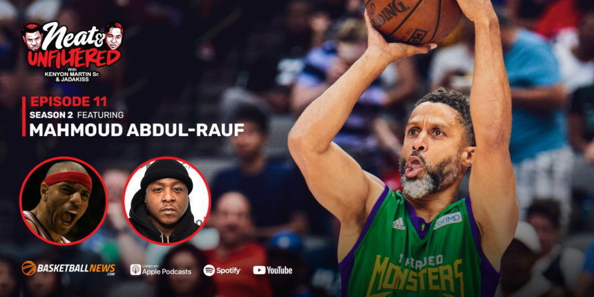 Neat & Unfiltered: Mahmoud Abdul-Rauf on his Tourette's, anthem protest, BIG3, more