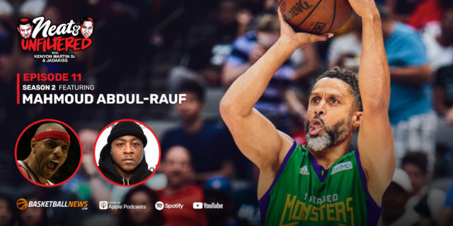 Neat & Unfiltered: Mahmoud Abdul-Rauf on his Tourette's, anthem protest, BIG3, more