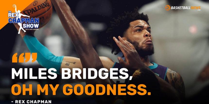 Better dunk: Miles Bridges or Anthony Edwards?