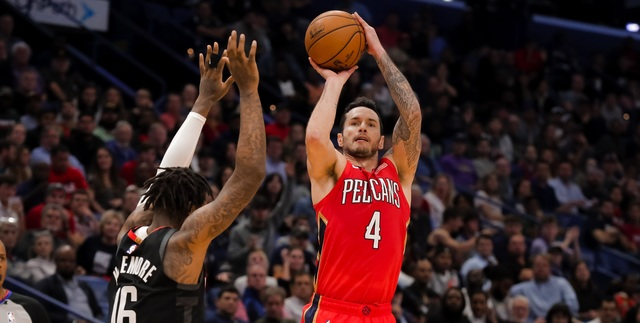 J.J. Redick: 'My goal is to play four more years'