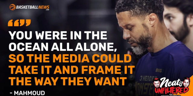 Mahmoud Abdul-Rauf on Colin Kaepernick, lack of support for protesting national anthem