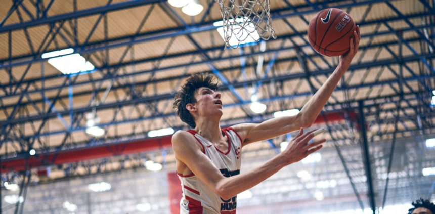 Chet Holmgren commits to play college basketball at Gonzaga