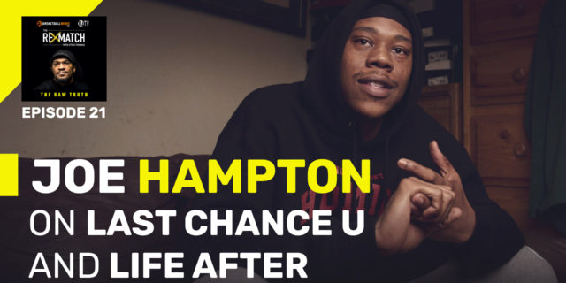 Joe Hampton talks 'Last Chance U' redemption and Coach Mosley not giving up on him