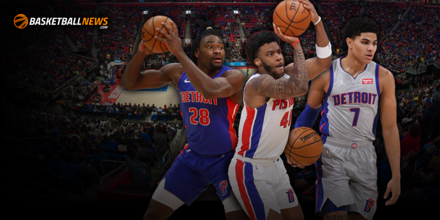 Young and starving: Pistons smartly handing the keys to rookies