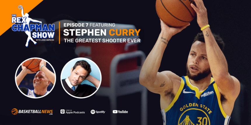 The Rex Chapman Show: Steph Curry talks MVP race, hot stretch, upbringing