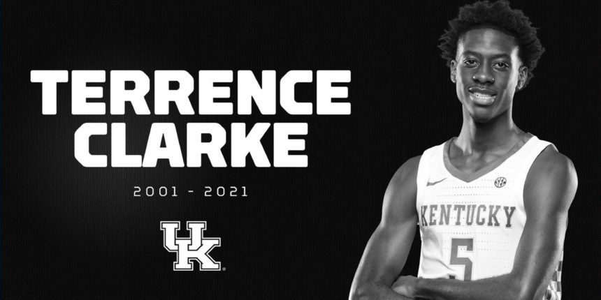 Basketball community mourns the tragic losses of Terrence Clarke, Dorian Pinson