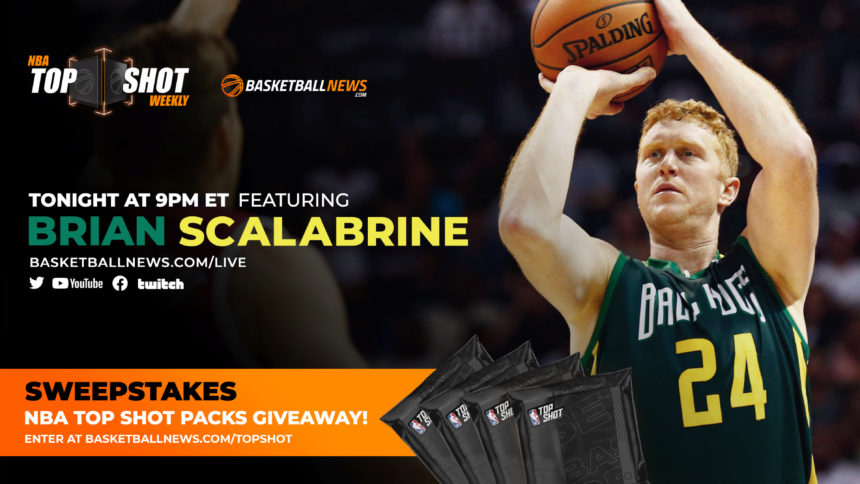 NBA Top Shot Weekly with Brian Scalabrine
