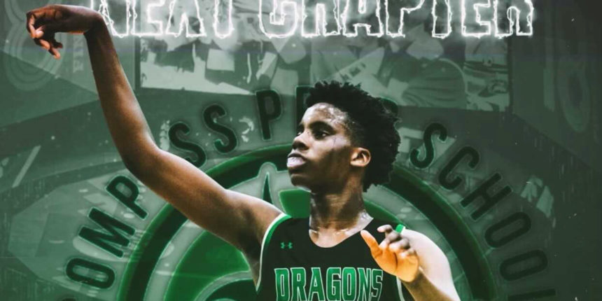 Mookie Cook, 5-star recruit, commits to AZ Compass Prep for next year