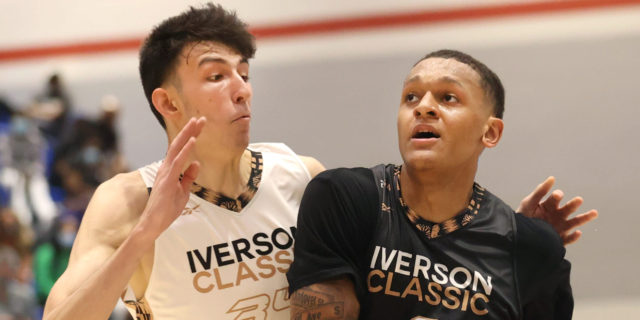 Iverson Classic: Future top picks Chet Holmgren, Paolo Banchero look special