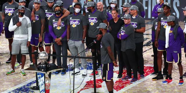 LeBron James reaches 10th NBA finals