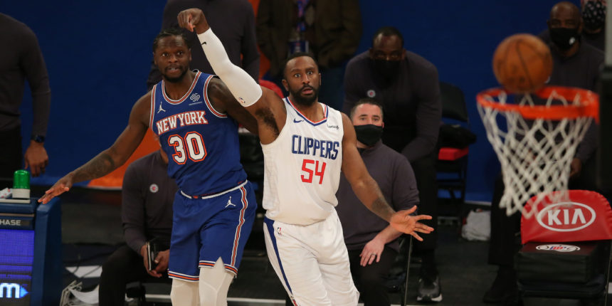 One-on-One: Patrick Patterson opens up as Clippers begin playoff run