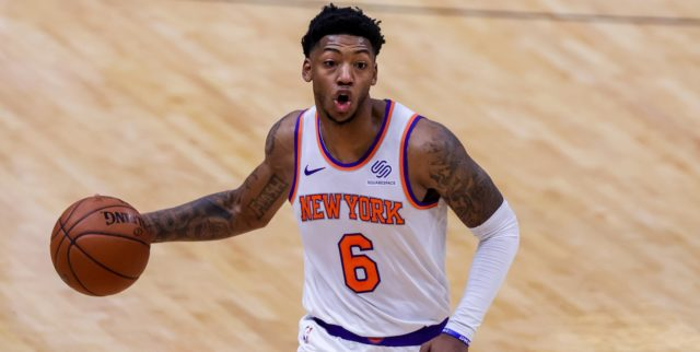 Elfrid Payton Q&A: Knicks 'still have more doubters to prove wrong' in playoffs