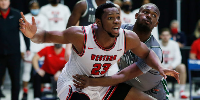 Charles Bassey persevered after injury: 'It was a true blessing in disguise'