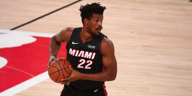 Jimmy Butler is perfect fit with Miami Heat: 'I'm happy to be home'