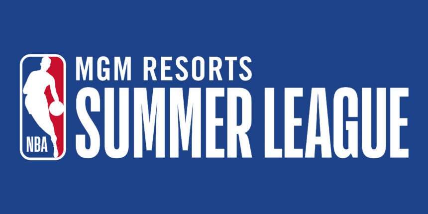 NBA Summer League returns to Las Vegas, will take place from Aug. 8-17