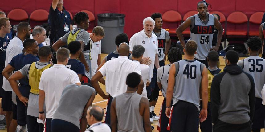 USA Basketball and MGM Resorts announce expanded partnership