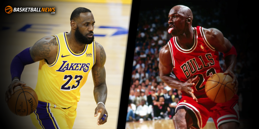 New study reveals NBA fans' GOAT pick, and it's not LeBron or MJ