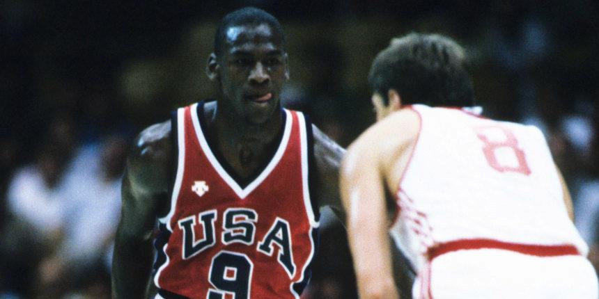How the summer of 1984 foreshadowed Michael Jordan's NBA greatness