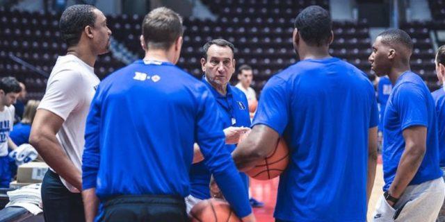 "Duke's Nolan Smith talks Coach K retiring: ""When a legend says 'it's time,' it's time"""