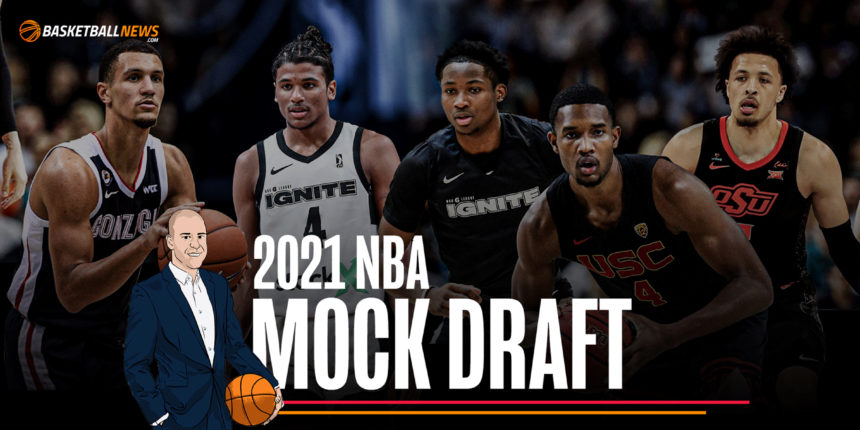 2021 NBA Mock Draft Mailbag with Matt Babcock: June 15