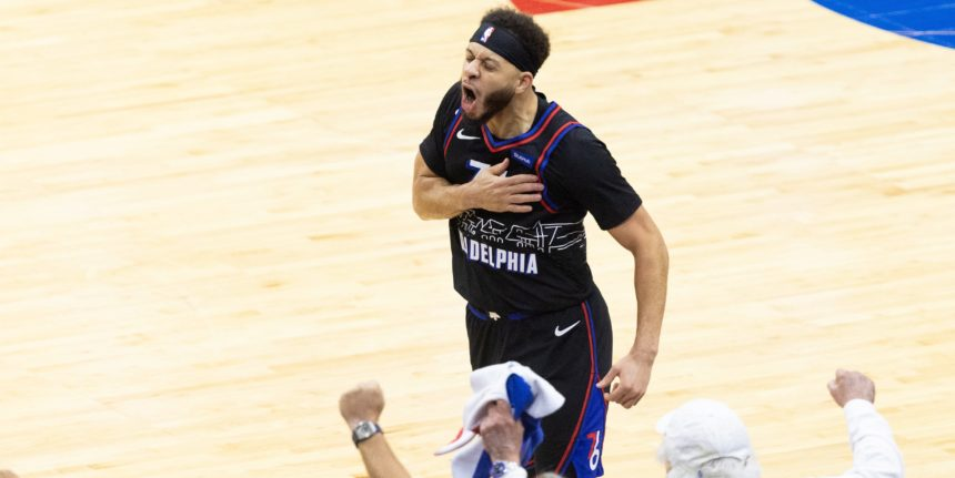 How Seth Curry's persistence led him to the NBA's biggest stage