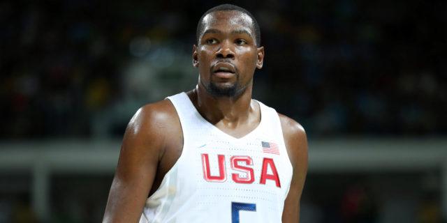 USA Basketball announces U.S. Olympic Men's Basketball Team