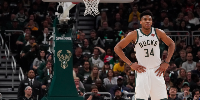 Growing up a Buck: From Ray Allen to Giannis, my dad remains in Milwaukee
