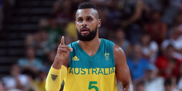 Patty Mills to be first Indigenous Australian flag bearer for Olympic team