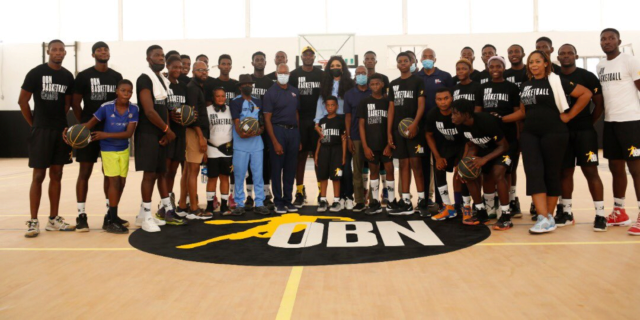 OBN Academy founder, former Terp Obinna Ekezie Q&A on Nigeria beating U.S.