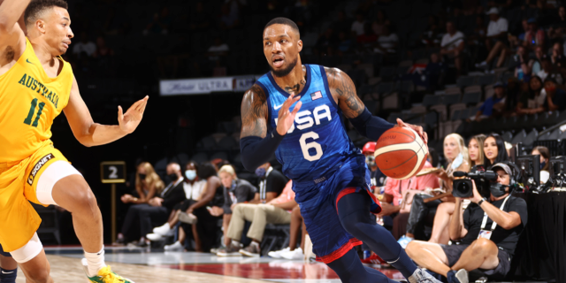 What's going on with the U.S. Men's National Team in exhibition play?