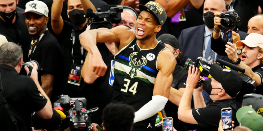 Battle-tested Bucks find redemption from past with NBA championship gold
