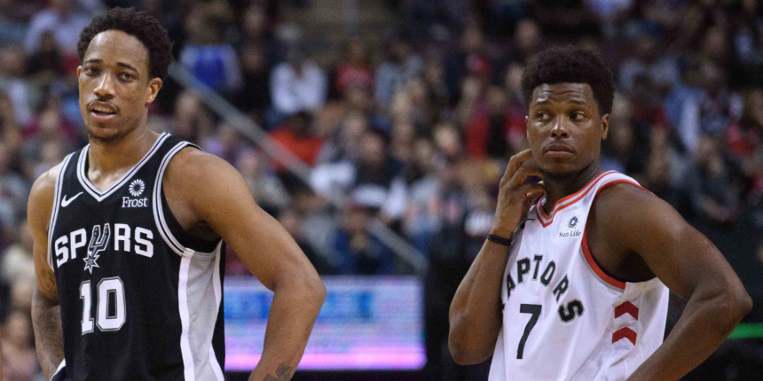 Kyle Lowry, DeMar DeRozan interested in joining Lakers